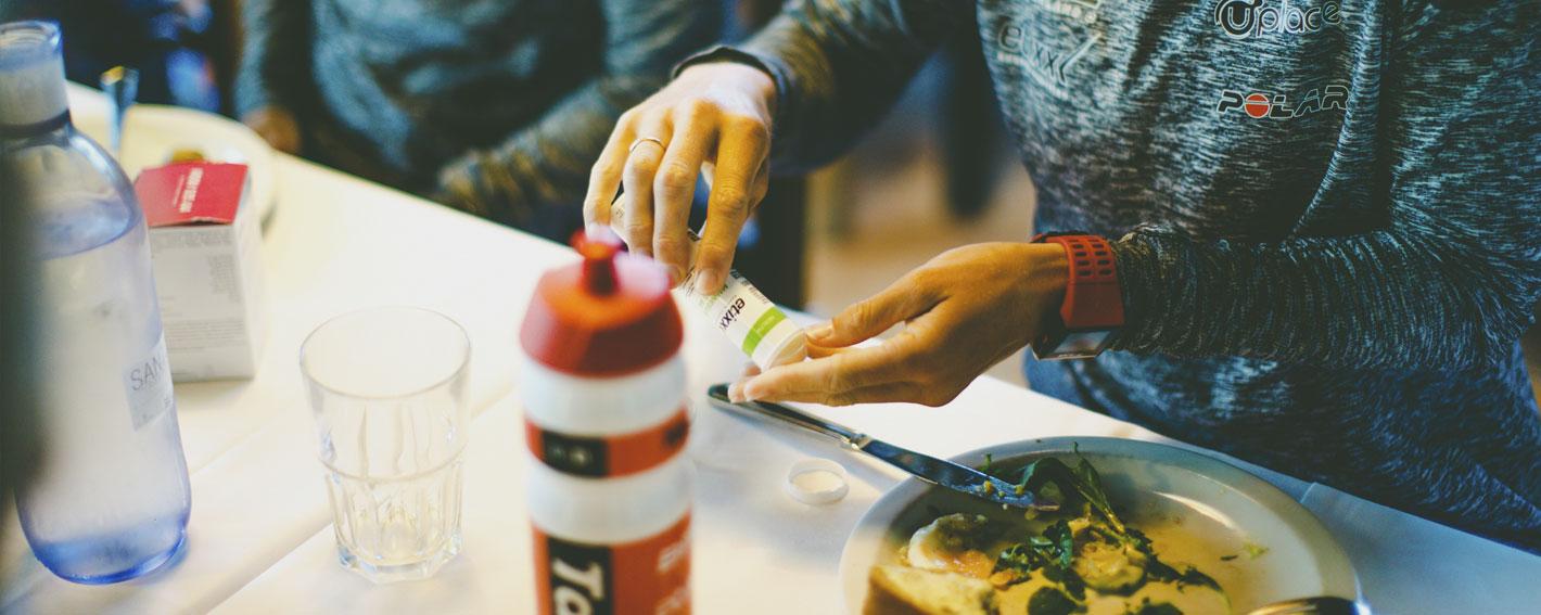 Optimize vertrekt van jouw sportieve doelenOptimaliseer je wedstrijdvoeding